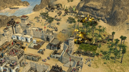 Stronghold Crusader 2 + 6 DLC's - PC (Download Completo em Torrent)