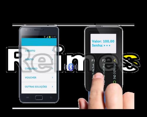 Maquina de Cartao de Credito Mobile Pelo Celular Micro Empreendedor Individual