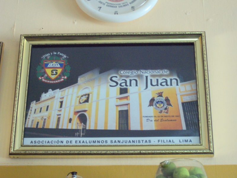 Aeas Filial Tarapoto Centro De Reuniones En Lima Lugar