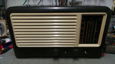 Ferranti 146 Radio.