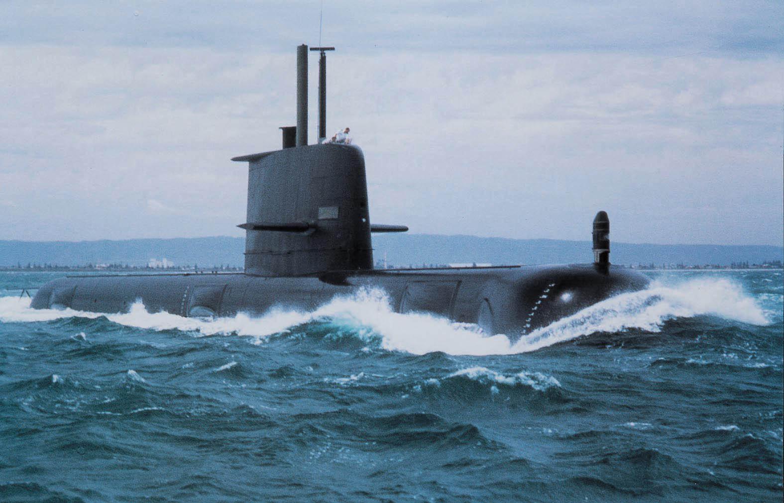 Naval Open Source INTelligence: Future submarines ...