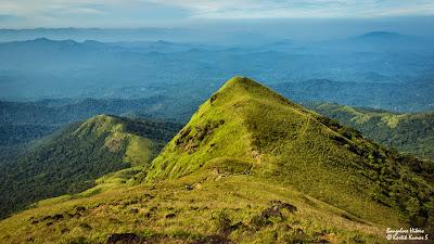 Kumara Parvatha trekking trail, Kukke Subramanya side