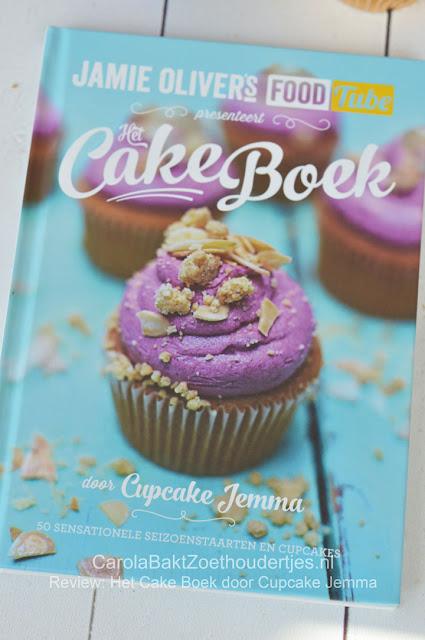 Het Cake Boek van Cupcake Jemma