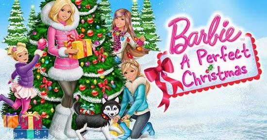 Montre complet barbie un merveilleux no l 2011 film en - Un merveilleux noel barbie ...