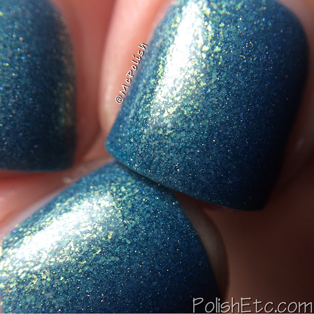 Doctor Lacquer - Chromahedron Collection - McPolish - Apatite