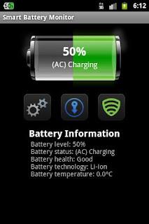 Smart Battery Monitor apk