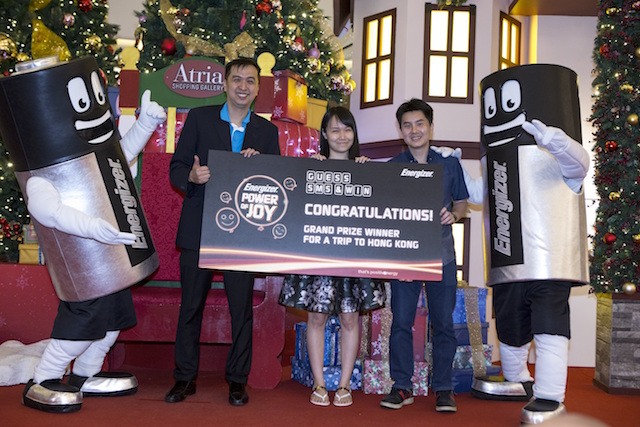Energizer Power Of Joy Campaign Winners