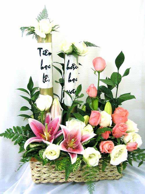 Hoa đẹp ngày 20/11