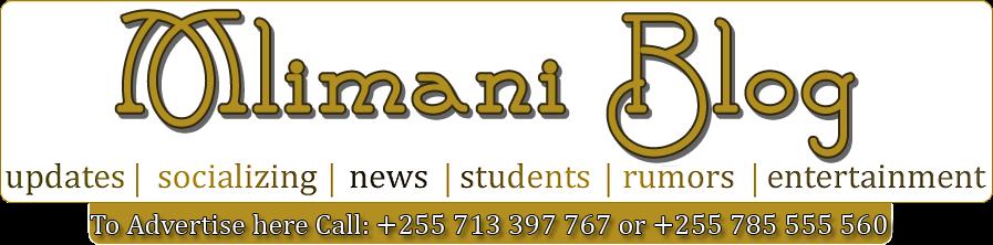 Mlimani Blog