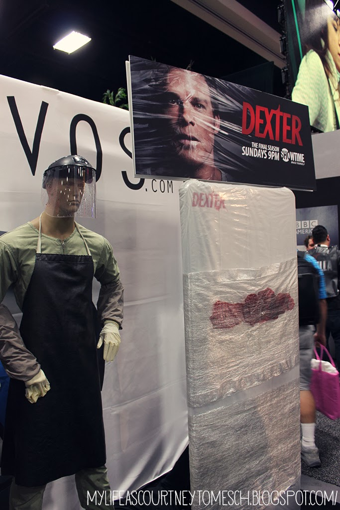 San Diego Comic Con 2013 Dexter