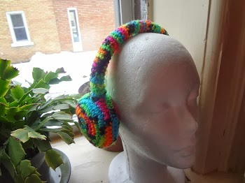 CROCHET EARMUFF PATTERN | Crochet Patterns