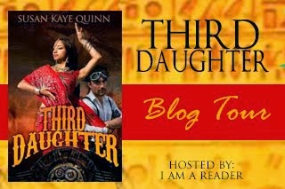 Third Daughter Blog Tour