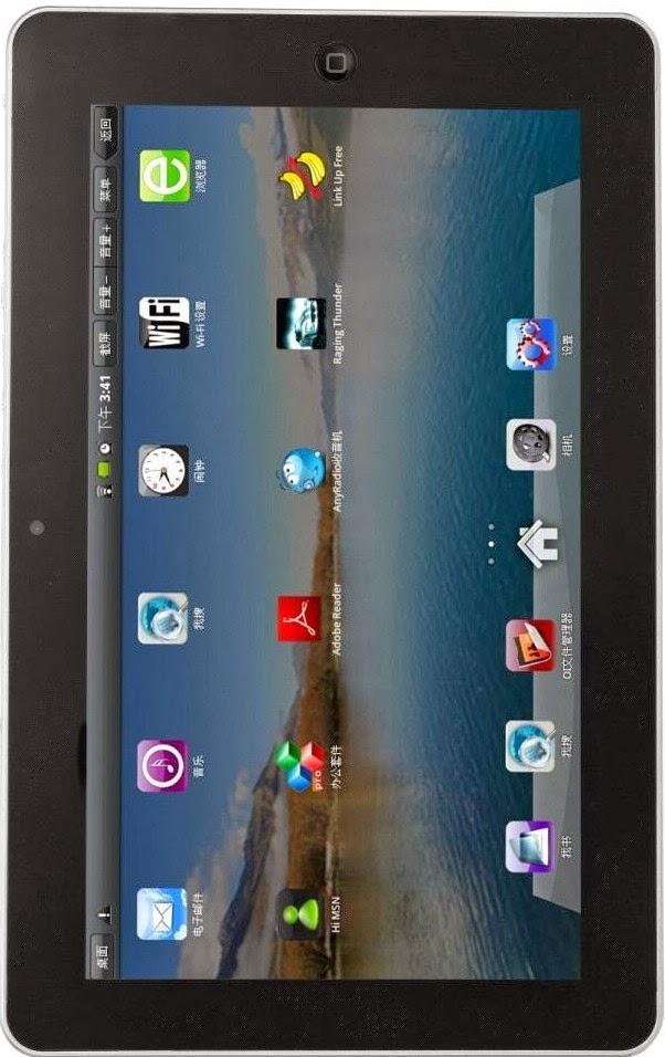 Tablet TaSoC iMAPx15
