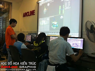 hinh anh lop hoc arcline 2