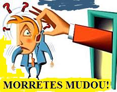 MORRETES MUDOU!