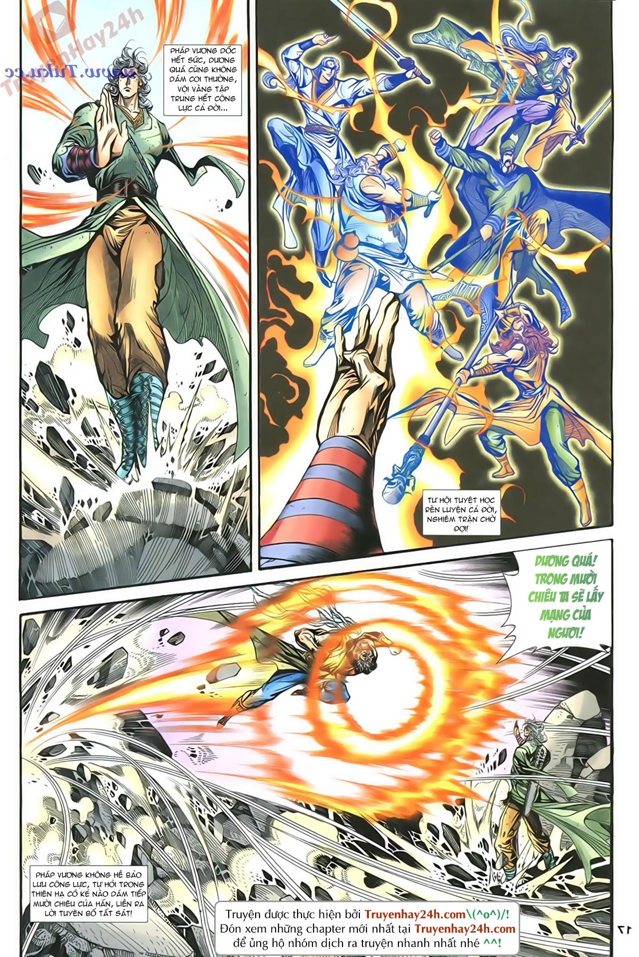 Thần Điêu Hiệp Lữ chap 86 – End Trang 17 - Mangak.info