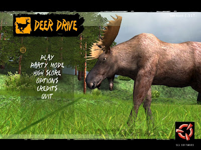 Deer Drive 1.5.1 Full Version + Crack
