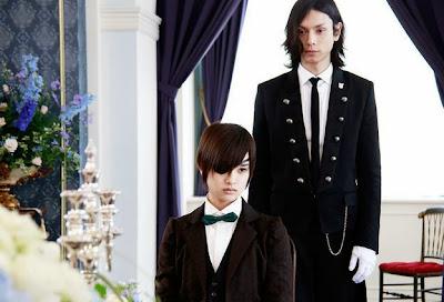 Black Butler atau Kuroshitsuji Live Action Movie Siap rilis 2014