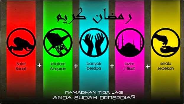 puasa, ramadhan, 1435 hijrah