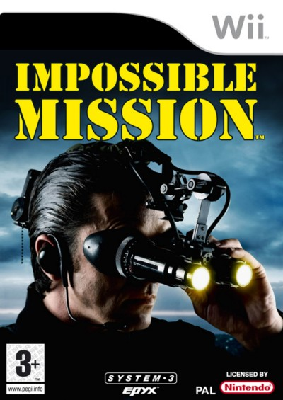 Impossible Mission Wii NTSC- WBFS