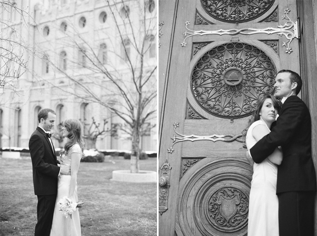 salt lake city capitol wedding portraits