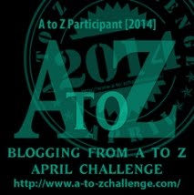 Blogging from A to Z in April