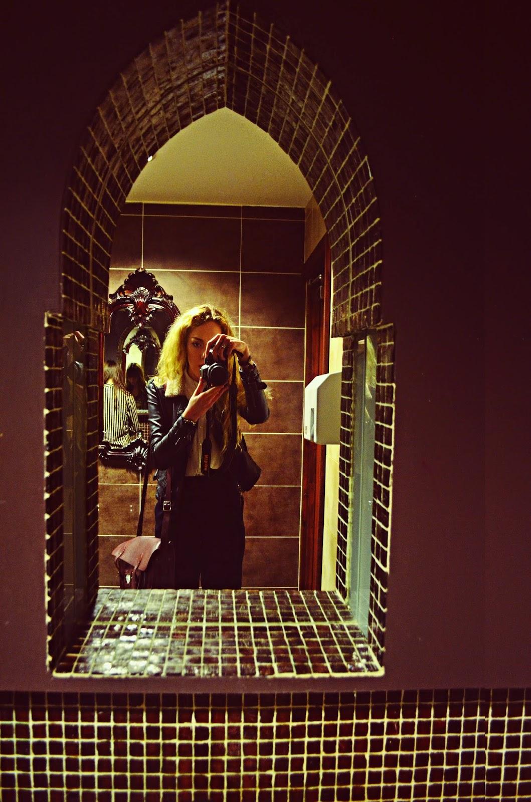 Stephi, stephi lareine, lareine, fashion, fashion blog, fashion blogger, uk fashion blogger, beauty blogger, beauty blog, uk beauty blog, life style blog, lifestyle blogger, uk lifestyle blog, northwest uk, photographer, graphic designer, motel, motelrocks, missguided, ax paris, topshop, urban outfitters, new look, primark, lfw, Liverpool, portrait fashion, lookbook, tumblr, pinterest, twitter, facebook, bloglovin, pastel hair, vintage, diy, nail art, ootd, liverpool kimo's, selfie, blonde, camera, plaid pants, leather jacket