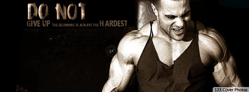 Fitness Facebook Cover Photos - 4