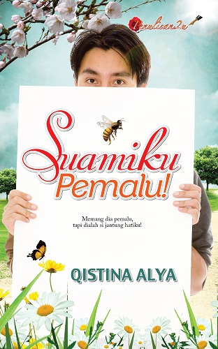 novel suamiku pemalu, sinopsis suamiku pemalu, novel keluaran 2014,