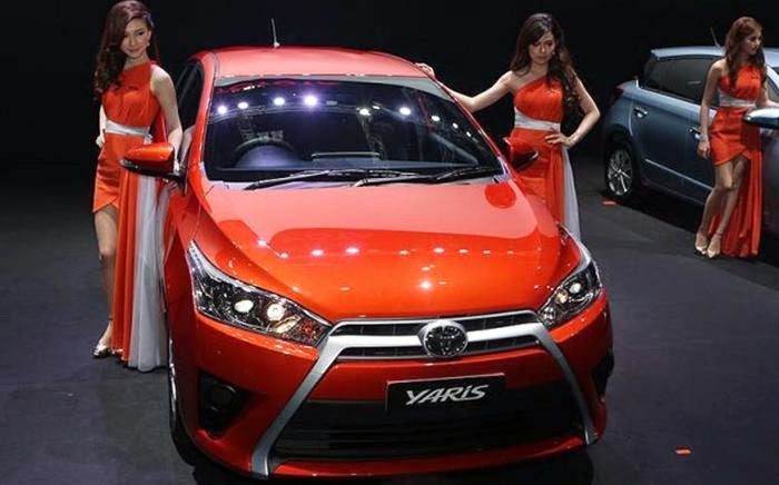 Harga Toyota All New Yaris 2014