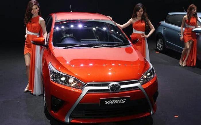 Harga Toyota All New Yaris 2014