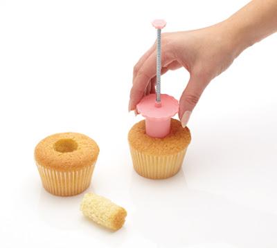 relleno de cupcakes, cupcakes barcelona