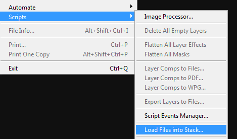 how to delete multiple tabs on photoshop