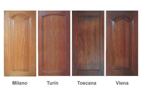 Puertas de madera modelos de puertas de madera exterior - Modelo de puertas de madera ...