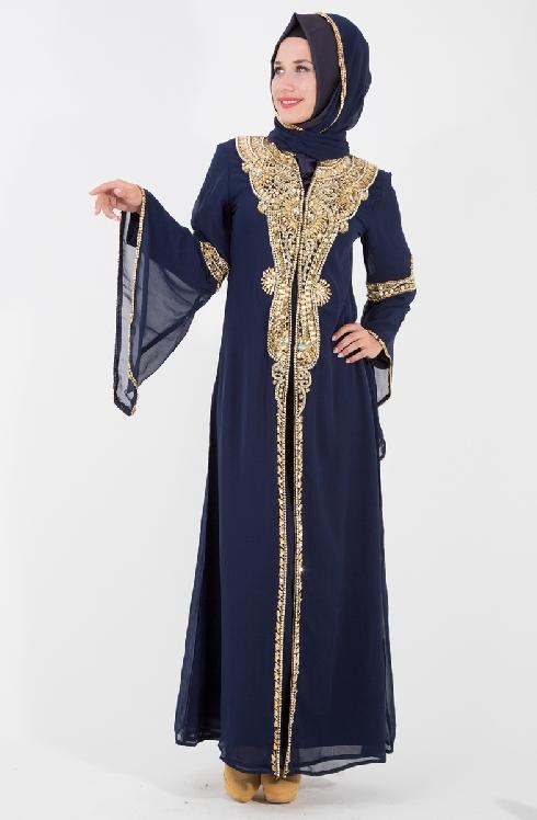 Nigah 2013 Tesettür Abiye Modelleri
