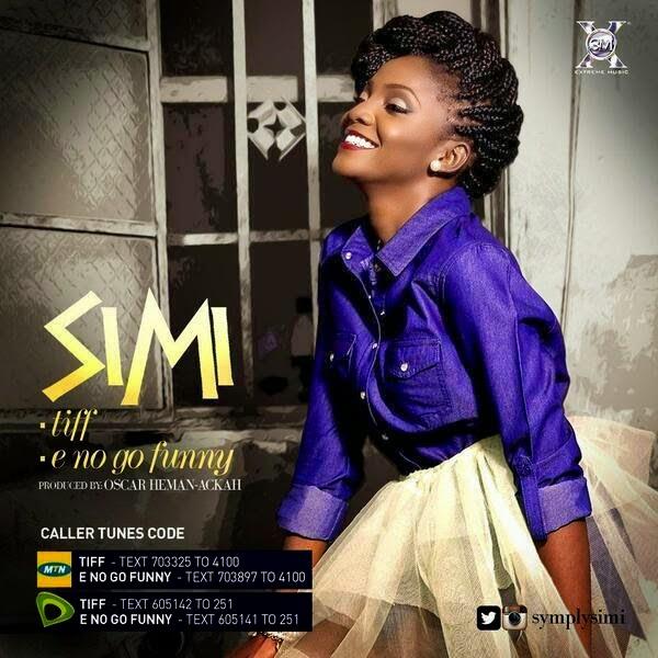 Simi ~ Tiff & E No Go Funny