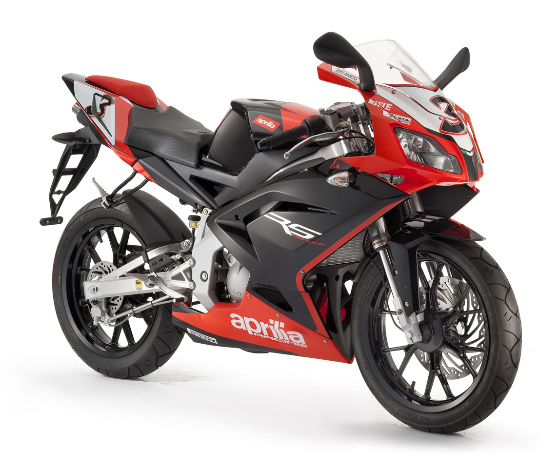 Aprilia RS 50 Top Speed