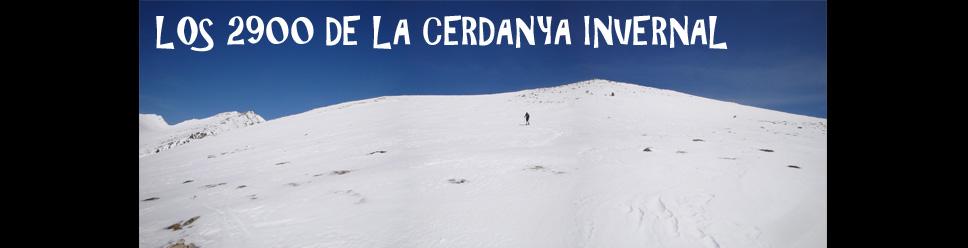 LOS 2900 DE LA CERDANYA INVERNAL