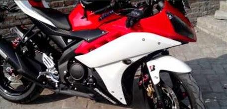 Harga Motor Yamaha YZF-R15 di surabaya