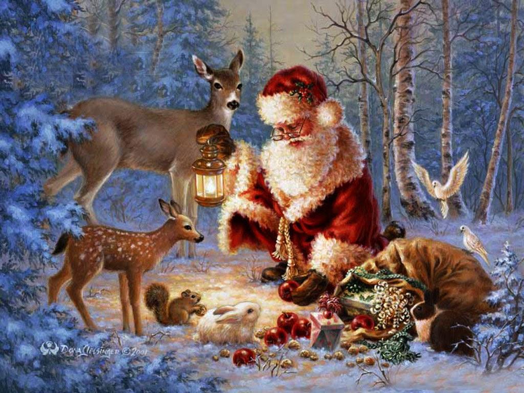 Paysage Noël
