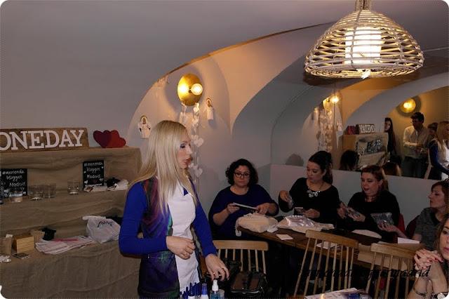 Merienda Blogger de Madrid Masglo