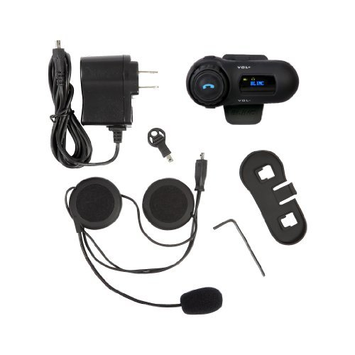 contents of a full blinc m2 headset package. Black Bedroom Furniture Sets. Home Design Ideas