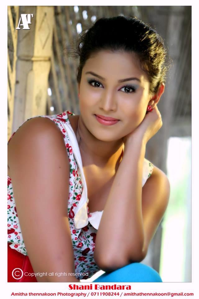 Shanika Bandara model