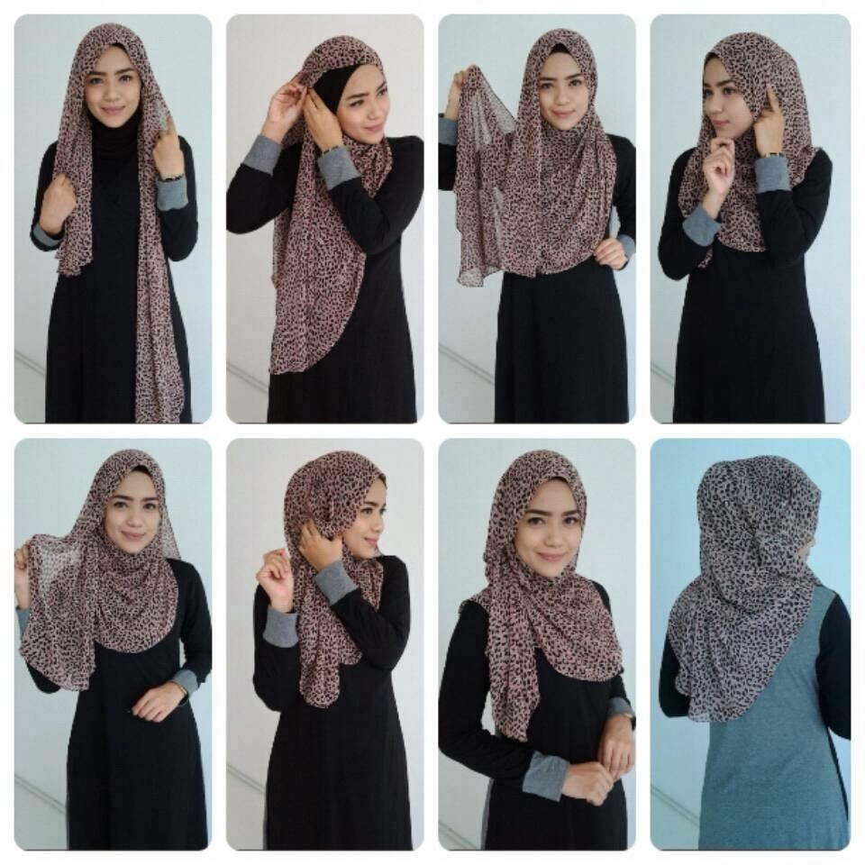 Bits And Pieces Another Hijab Tutorial