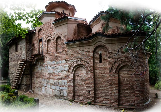 Boyana Church Bulgaria