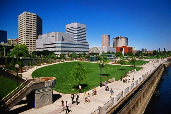 Top 10 Most Walkable Cities in the United States