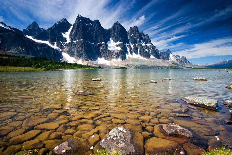World Visits Canada 39 S National Park World Heritage