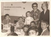 Fotos de Rubén García. En la comunión de Rubén, con su madre Aurora, . fotos de rub