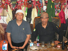 Bersama Uwa Idu (Tokoh Supranatural), Sumedang. 2012