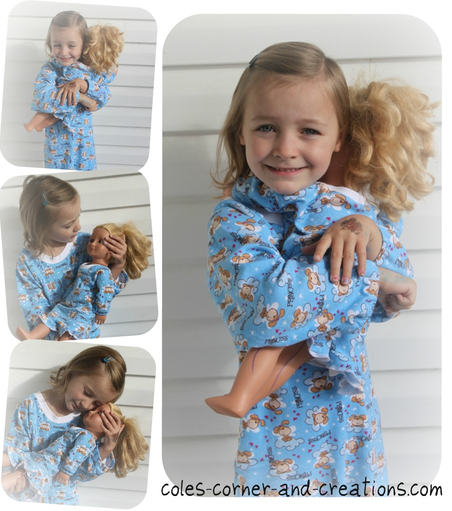 Free 18 Inch Knitted Doll Clothes Patterns : Coles Corner and Creations: Tutorials
